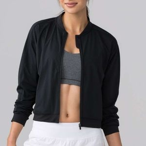 Lululemon Final Lap Jacket Black 4